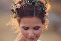 coiffure de mariée