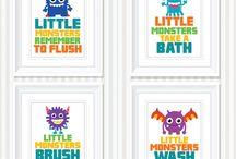 Kid's' bathroom