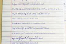 nice handwriting how to have