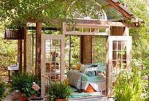 bahçe için
