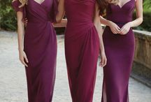 Bridesmaid Dress Ideas / Stunning ways to make your bridesmaids shine