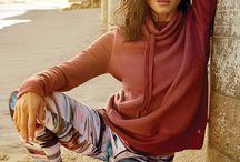 Athletically fashionable