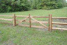 Fence and Gate / fence and gate design