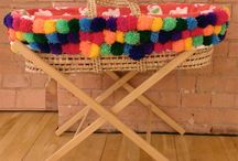 Moses Baskets / Ideas for upcycling Moses Baskets