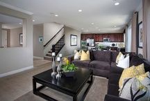 Home - Family Room / by Jennifer