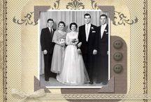 Heritage themed wedding