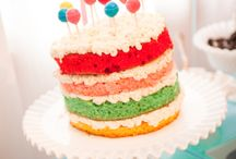 Childrens parties and cakes