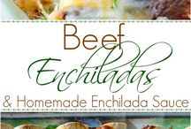 Enchiladas mejicanas