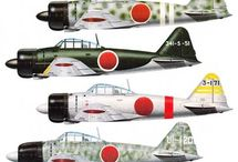 Japanese ww2 aircraft