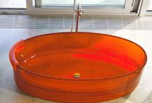 Designer Baths / Designer Bathtubs from Italy