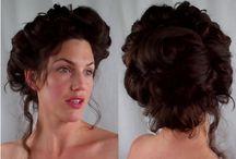 Hair/Make-up Styles