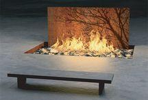 Landscape Design Fire
