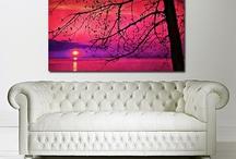 Canvas Art Shop Landscapes / Landscape canvas prints by The Canvas Art Shop. landscape contemporary wall art.