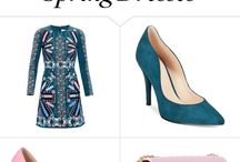 """""""Spring Dress Outfits"""""""