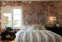 Covered in 'LUSH' Wallpaper / Papered, Painted, Tiled Walls. / by 'LUSH'