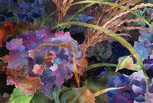 Amanda Richardson - Textile Art / Textile art