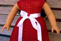 Крючком платья