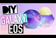 DIY Galaxy