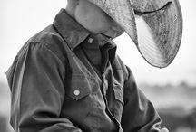 Cowboy and cowgirls  / by Julie Garner