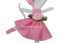 ribbon sculpture ideas
