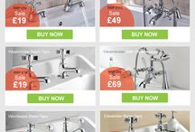 Warehouse Clearance Sale - TRADITIONAL TAPS / Our INCREDIBLE Wholesale Clearance CONTINUES! Today we focus on our TRADITIONAL RANGE but you can check out ALL the taps that we are practically GIVING AWAY! https://www.bathroomstore-direct.co.uk/www-bathroomstore-direct-co-uk-wholesale-offers/