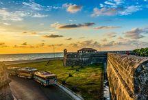 Cartagena de Indias, Colombia. Fotos: Fernando Zuleta
