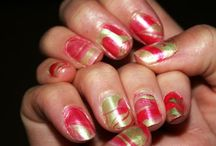 nail designs / by Cheryl Young