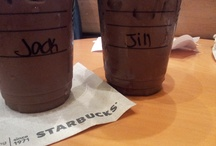 Jack and Jill / Starbucks experience with Marlon (Jill) / by JacQuelyn Reyes