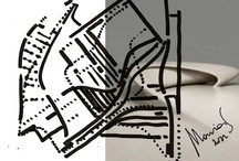 Architectural Sketches - Drawings