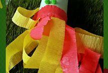 papierowe rolki