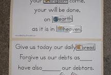 Spiritual Classroom Ideas / by Kathy Engelman