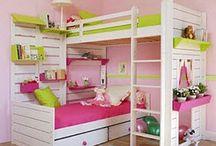 Girls Shared Room