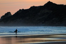 Paradise -Gisborne, New Zealand / First city in the world to see the sun. Our home, our playground.