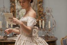 Anna Karenina || Doctor Zhivago / by Lauren Eyer