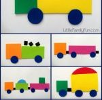 Preschool Transportation Crafts / This page has lots of free transportation crafts for kids,parents and teachers.