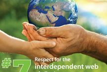 7th Principle - Respect For the Interdependent Web
