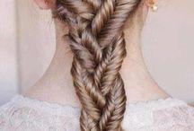 belas tranças / Penteados