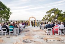 TerrAdorna - Weddings / All photos are from real weddings taken by Stacy Anderson Photography at TerrAdorna in Manor, Tx.