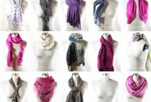 Accessories/ scarves etc