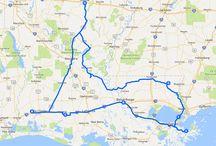 Louisiana Trip Idead