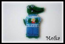 Senhor Croc / Personagem dos livros do Senhor Croc, da Editora Minutos de Leitura.  Para mais informações: mensagem privada ou aoficinadamoika@gmail.com