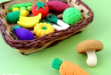 Cool erasers