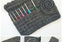 Crochet varie