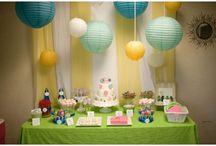 Birthday ideas / by Kelli Henderson