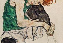 Beauté féminine / Des différentes représentations de la femme à travers l'art.