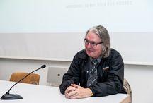 TALKING HEADS : BRUCE STERLING / Mercredi 14 mai 2014   HEAD - Genève auditoire JF   à 19h