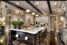 Kitchens / by Stacey Plank