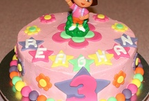 Kids Birthdays Cake Ideas