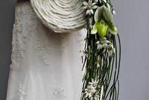 bruidsboeket apart