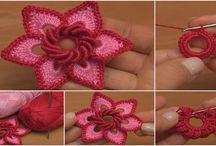 Crochet Flowers / by Jean Thompson